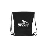 Tas Sepatu Specs String Bag Gymsack Black White 903404 Original BNWT