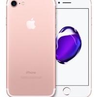 iPhone 7 128Gb BNIB CPO Garansi International Singapore - Jet Black