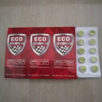 Eco Racing Motor 10 TABLET (penghemat Bensin terbaik hingga 50% !!!)
