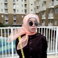Jual Hijab/kerudung organdi organza segi empat Murah