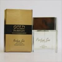 Parfum GUE GOLD (Non Alkohol, EDP, pria, Wanita, Asli, original)