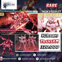 HG Reborns Gundam TransAm Mode (rare)