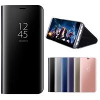 Jual Stand Mirror Clear View Samsung Galaxy S7 Edge Case/Flip Casing/Cover Murah