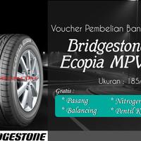 Ban Mobil Bridgestone Ecopia MPV 1 185/65R15 (Vocer)