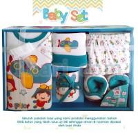 Jual Paket Perlengkapan Bayi Baru Lahir / Baby Gift Set GB018 Murah