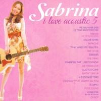 Sabrina - I Love Acoustic 5 1CD 2012
