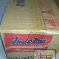 Indomie Goreng Kriuk Pedas /karton