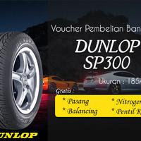 Ban Mobil Dunlop SP300 185/65R15 (VOCER)