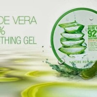 Jual NATURE REPUBLIC - Aloe Vera Soothing Gel - 300 mL - ORIGINAL Murah