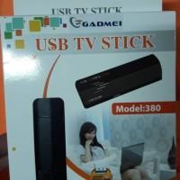 Jual GADMEI 380 USB TV Tuner Stick For Notebook/ PC Murah