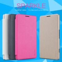 Nillkin Flip Case (Sparkle Leather) - Microsoft Lumia 950XL / 950 XL