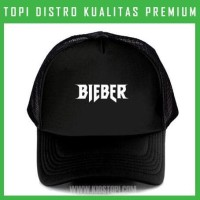 Topi Justin Bieber 12 Trucker Baseball Snapback DDD10 Distro