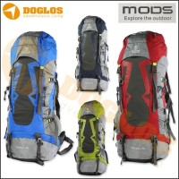Tas Carrier MODS Capasity 70L Rain cover bag in | gunung outdoor ori