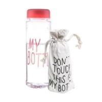 Jual FREE POUCH!! My Bottle Korean Style Ready Semua Warna/botol terbaru Murah