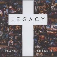 CD DVD Rohani Maranatha - Planetshakers - Legacy - CDZ-1539