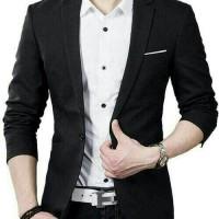 [MACHO] Blazer Zara Man Black [LIMITED]