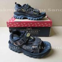 Jual Sandal Gunung / Sepatu Sandal Pria - Weidenmann Tornado - Dark Brown Murah