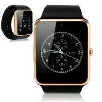 Smart Watch Jam Tangan Hp Gt08 Sim & Memory Card Kamera lebih bagus da