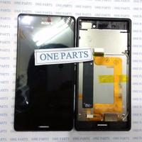 LCD + TOUCHSCREEN + FRAME SONY XPERIA M4 AQUA E2303 ORIGINAL