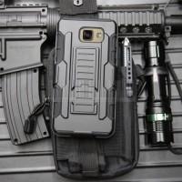 Police Armor Hard Case Casing Hp Samsung Galaxy A5 A7 2016 A510 A710