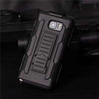 Police Armor Hard Case Cover Casing Hp Samsung Galaxy Note 2 3 4 5