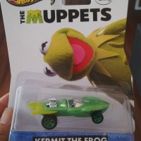 Hot Wheels The Muppets Series