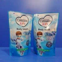 CUSSONS KIDS BODY WASH 250ML - REFILL BABY WASH
