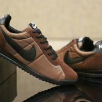 Sepatu NIke Merquen Coklat Muda List Hitam Kw Super Termurah