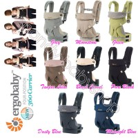 Gendongan Ergo Baby Four-Position 360 carrier