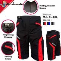 Celana Sepeda Padding Pant DH XC MTB Pioneer Series