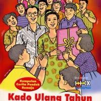 Kumpulan cerita pendek remaja kado ulang tahun buat bu Fikri