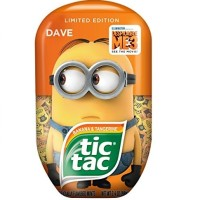 Jual Tic Tac tictac Minion Despicable Me Banana Mandarin 98gr Murah