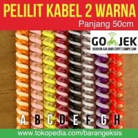 Jual Pelindung Kabel Charger Universal / Kabel Pelindung / Cord Protector Murah