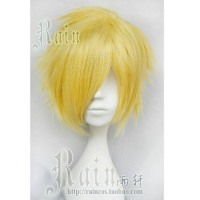 Wig Kagamine Len Vocaloid/CLOUD RAINCOS Import Taobao Cosplay