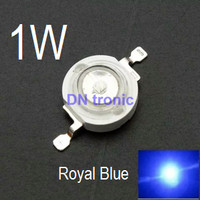 High power LED 1W Biru HPL 1W Blue