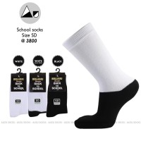 Jual Kaos Kaki SD Putih Polos , Kaos Kaki Sekolah Murah