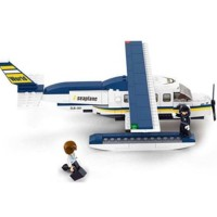 Brick / Lego Sluban Aviation Seaplane B0361