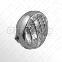 Reflektor - Head Lamp - Lampu Depan Motor Custom Jap style Harley Chr