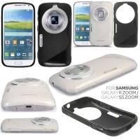 Samsung Galaxy K Zoom C111 C115 - Stylish Stpu Soft Case