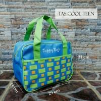 Tas Tupperware Cool Teen / Tas Bekal Makan / Tas Lucu / goodie bag