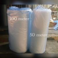 Jual GROSIR BUBBLE WRAP 100 METER X 1.25 METER HEMAT MURAH GUDANG BUBBLE Murah