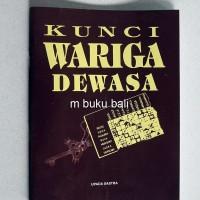 Kunci Wariga Dewasa - buku bali hindu