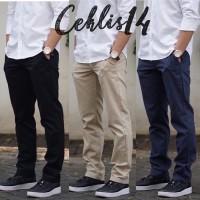 Jual Celana Chino Pria / Celana Panjang Murah