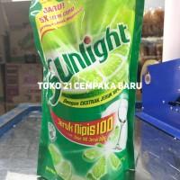 Sunlight Jeruk Nipis Refill 800ml |Pembersih Piring Murah Promo 800 ml