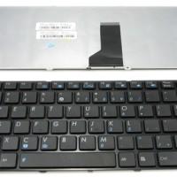 Keyboard Asus A43 A43E A43U A43SJ K43 K43SJ X43U A44H Frame