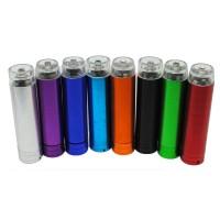Case Power Bank Aluminium Baterai AA Model 1 Multi Warna MURAH