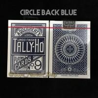 Kartu Tally Ho Linoid Finish / Kartu Sulap / Magic Shop