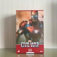 Jual Hot toys iron man mark XLVI 1/6 power pose civil war Murah