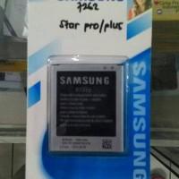BATERAI ORI SAMSUNG STAR PLUS/PRO S7262