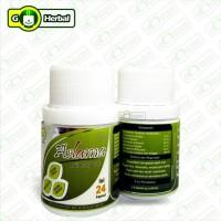 Aslama kapsul asam urat/rematik/pegal linu/flu tulang alami